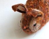 Plush Bunny Rabbit - Ginger Bunny