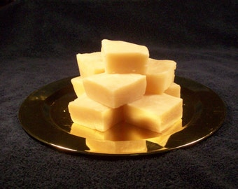 Sulfur all natural soap no color no scent added