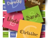 Girls Names -- names107s -- 1inch Graphics for Scrabble Tile, Bottle Caps, Scrapbook images, ACEO, Mixed Media, Glass Pendants