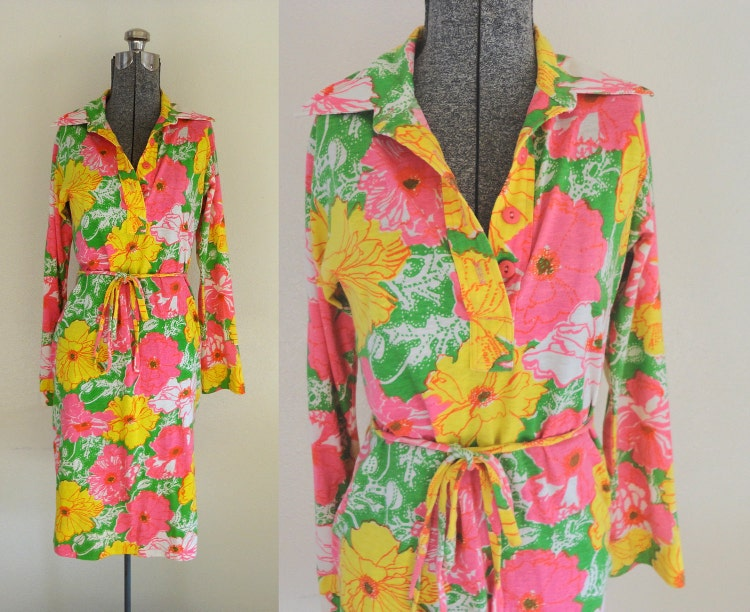 Vintage Lilly Pulitzer Dress The Lilly By By Bluegrassbooty