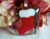 Holiday Stocking Ornament