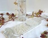 Slumped Alloro Dessert Wine Bottle Spoonrest