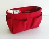 Sale - Bag Organizer - Water Resistant Nylon - Large