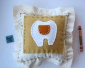 boy or girl tooth fairy or wish pillow