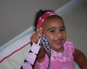 Little Girl Fabric Headband you choose 3