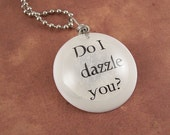 Dazzle you necklace