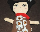 Yoshe - Organic Cotton Cloth Dolly