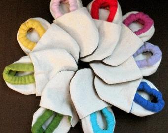 Tutti Frutti Organic Cotton - Canvas Soft Shoes
