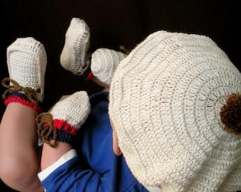 My Dog Buddy Organic Cotton - 3 pieces Crochet Accessories Set