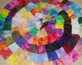 Fossil Fern Balik Rainbow skirt - size 20 on down