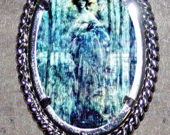 Helena of a Midsummer Night's Dream Frame Pendant