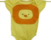 Infant Bodysuit - Little Lion