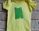 Infant Bodysuit - Frog