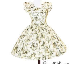 summer sale Countryside Lolita Dress.... Custom In Your Size