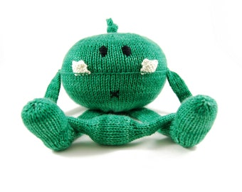 Presley Cash the Monster Knitting Pattern Pdf INSTANT DOWNLOAD