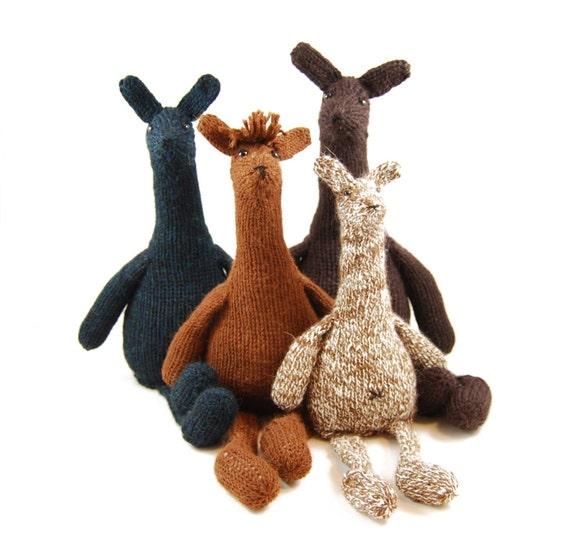 Alpaca Knitting Patterns : NEW Zeke the Aloof Alpaca Knitting Pattern Pdf