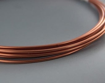 Thick heavy gauge copper wire | Etsy