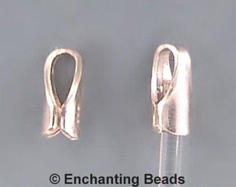 1.5mm Sterling Cording Endcaps for Cording 42830 (10)