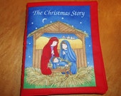 The Christmas Story Baby Fabric Book