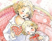 Hearts and Love Tea Party         -       Mother and Child