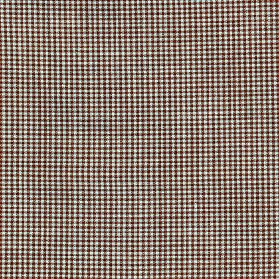 SALE Remnant 1yd 16 in bolt end Kaufman, Carolina Gingham, P-7955-70 Aqua - Fabric