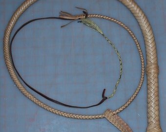 5 foot bullwhip - made to order