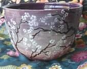 Cherry Trees in Spring Bowl - Hanami