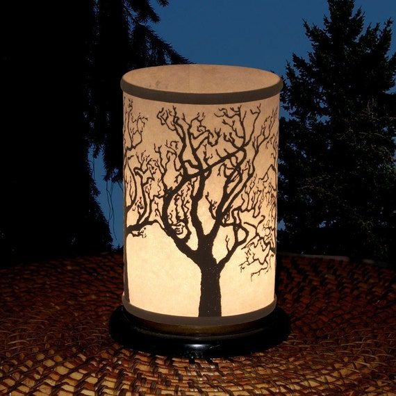 Candle Holder (Shoji Candle Lantern Tree)  Winter lighting-indoor lighting-candles entertaining-Home & Living-alfresco dining-wedding