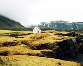 House (Photography, Film, Iceland, Home Decor)