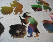 Witch Die Cuts Cosmos