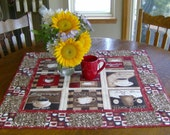 Coffee Anyone Table Topper