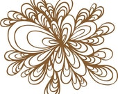 Clamshell Copper, Home Vinyl Decal