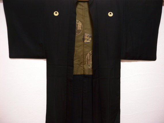 Vintage haori 1794, long haori for men