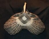 Large EXAGGERATED Egg Basket