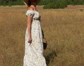 Maxi Peasant \/ Prairie Dress