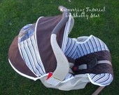 Infant Car Seat Recovering Tutorial