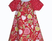Peasant dress - Size 4T- READY To Ship