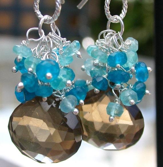 Tahoe Blue Earrings