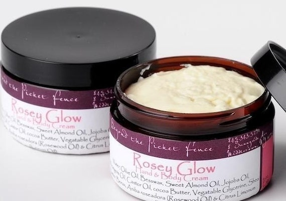 Rosewood and Lemon Hand Cream