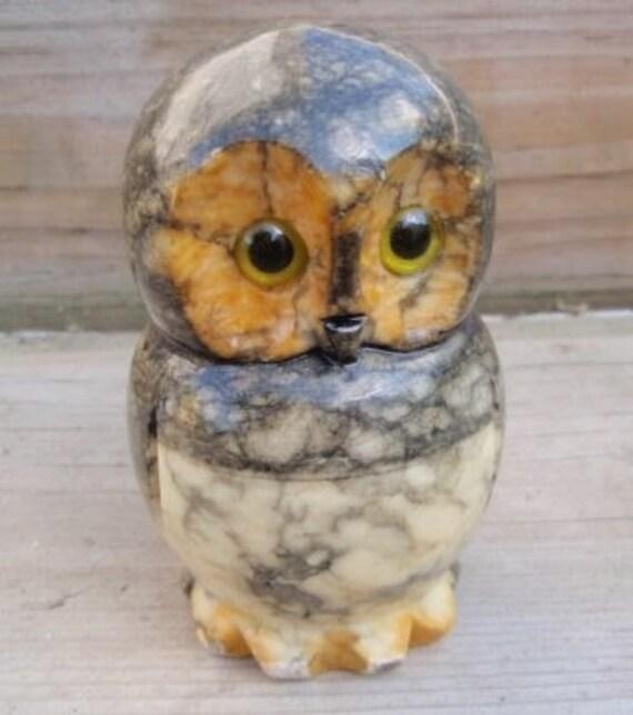 Alabaster Owl