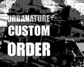 CUSTOM ORDER - Crunchy Clean Graphic Design