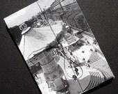 une nouvelle generation Paris - recycled ephemera envelopes