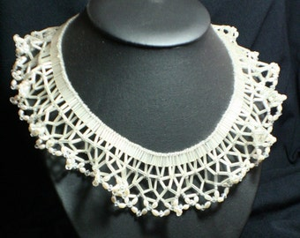 The Ultimate Bridal Necklace - OOAK