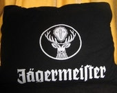 ON SALE Jagermeister Tshirt Pillow