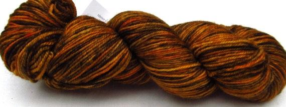 SALE - Sock Yarn - Bumblebee - Trinity Sock
