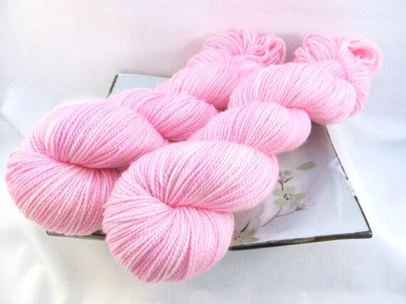 Sock Yarn - Petal - Pebble Sock