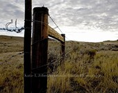 North Pumpkin Butte Fence