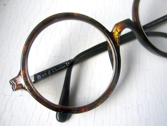 70 s christian 360 eyeglass frames large