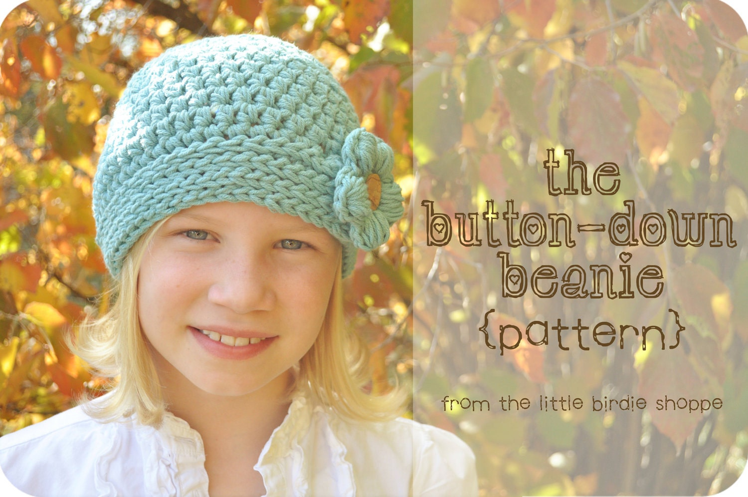 Beanie Hat Crochet Pattern For Child Beanie Crochet Hat Pattern