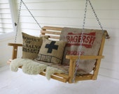 Huge Burlap Coffee Sack
